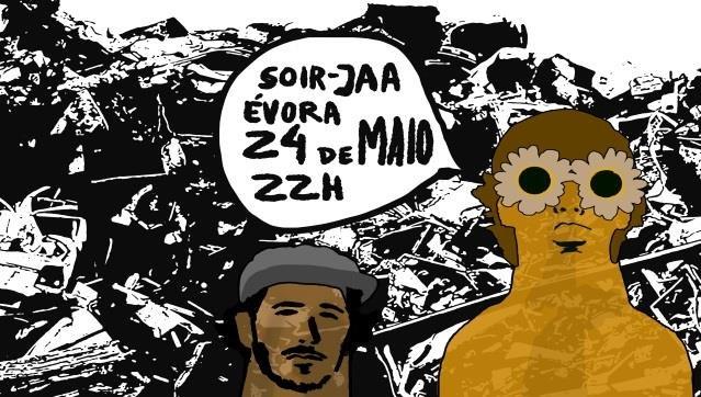 DRUNKYARD + Colectivo Escuta (exposição + djset)