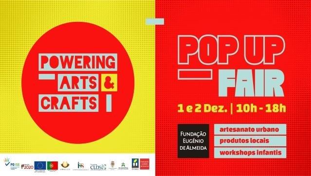 Arts & Crafts Pop Up Fair