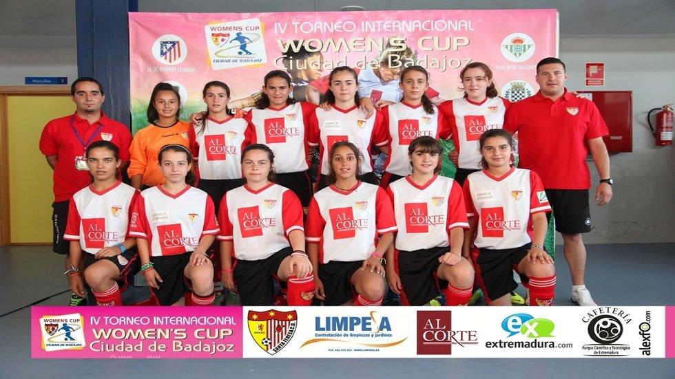 IX Women's Cup Ciudad de Badajoz