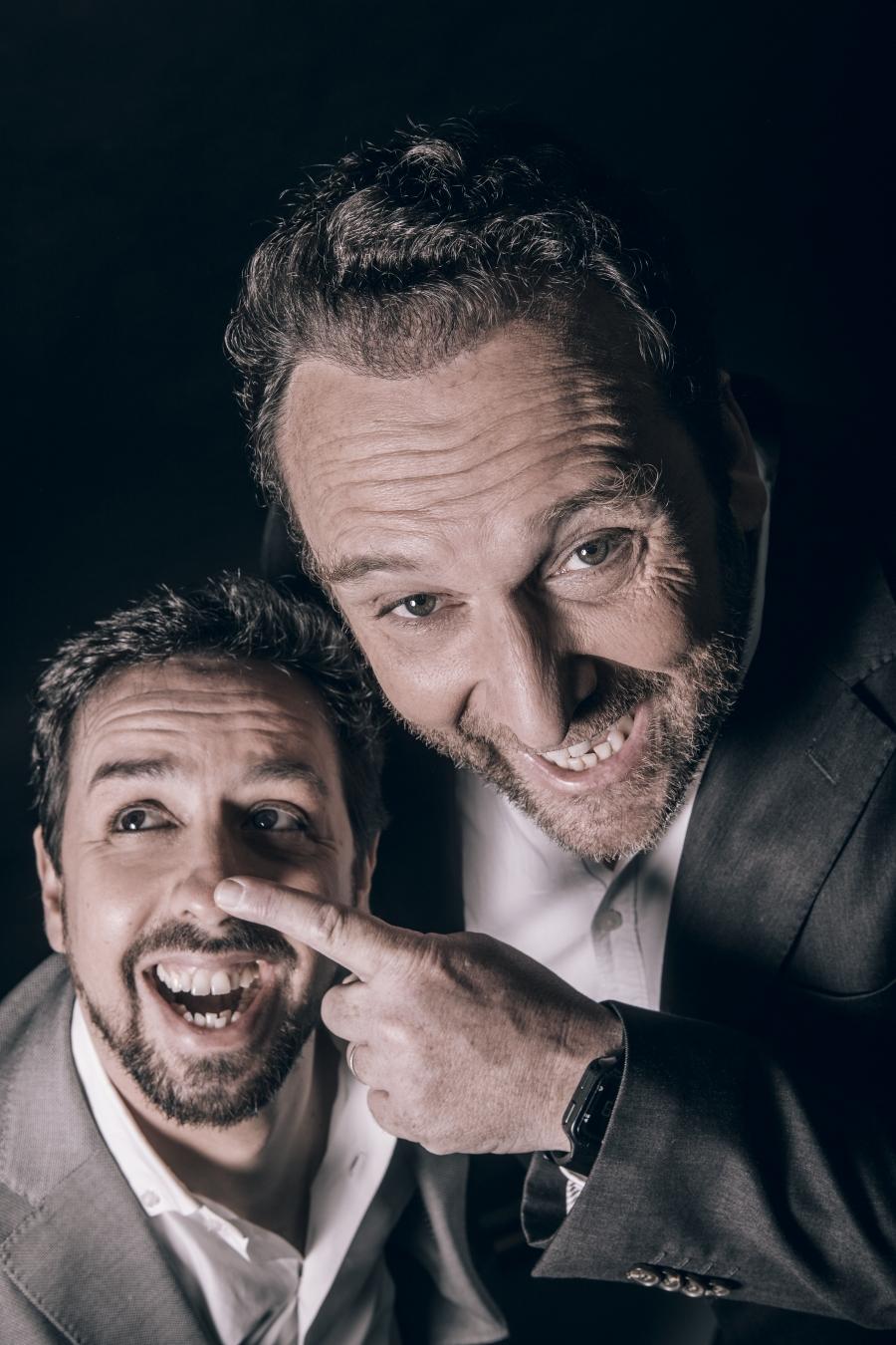 Eduardo Madeira e Manuel Marques