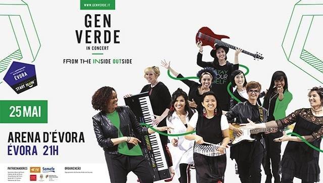Gen Verde - From the inside outside