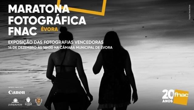 Exposição Maratona Fotográfica FNAC Évora