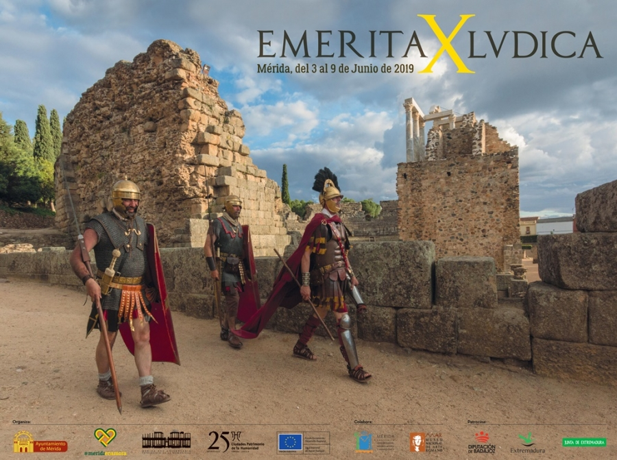 X Emerita Lvdica
