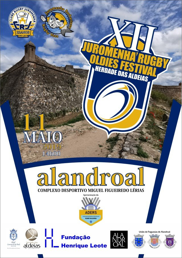 XII Juromenha Rugby Oldies Festival