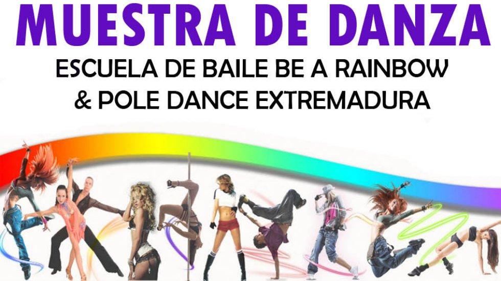 Fin de Curso Be a Rainbow Badajoz