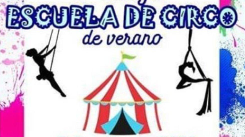 Escuela de circo de verano