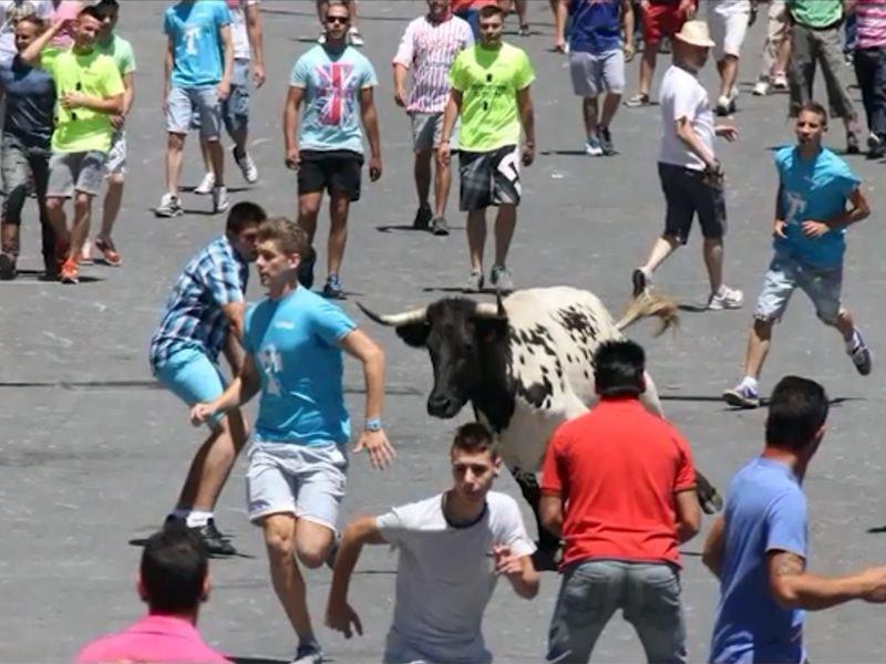 Lidia de la Vaca de la Rana