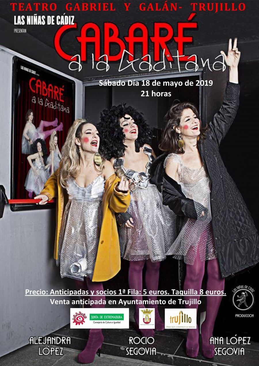 Teatro: Cabaré a la gaditana