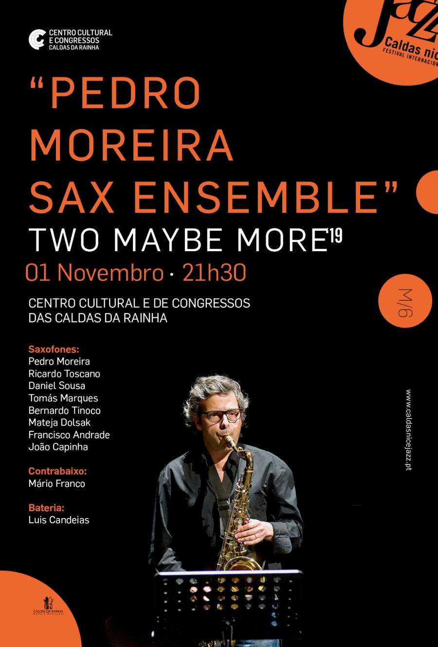 'Pedro Moreira Sax Ensemble'