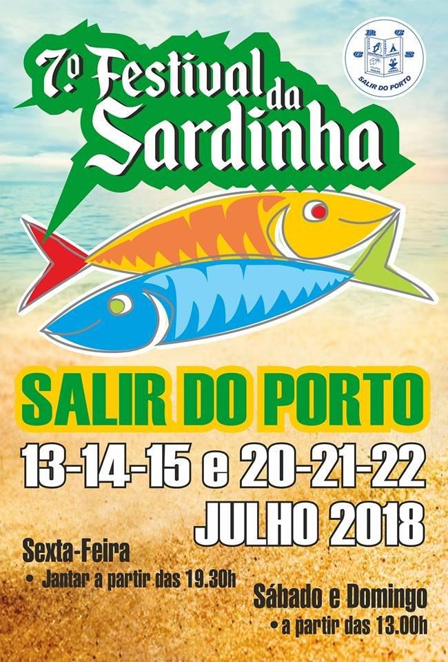 7ª Festival da Sardinha em Salir do Porto