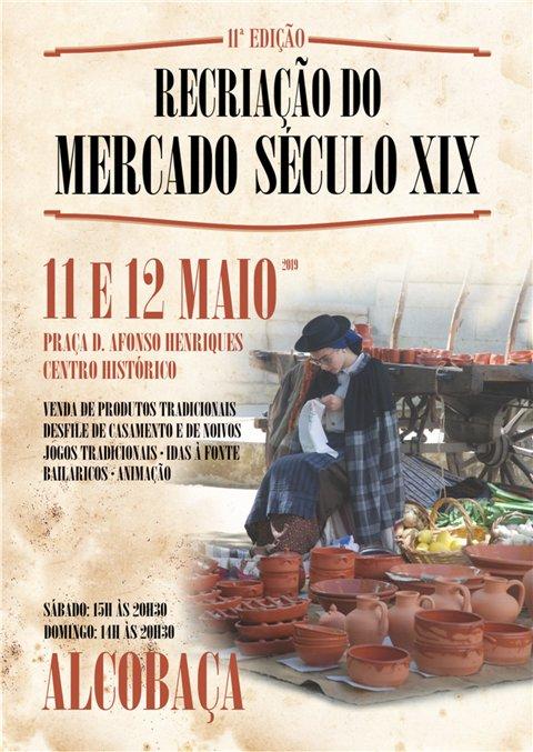 Recriação do Mercado do Século XIX