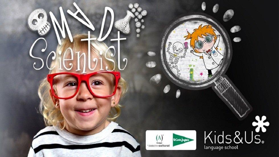 'Mad Scientist', taller de ciencias para niños en inglés