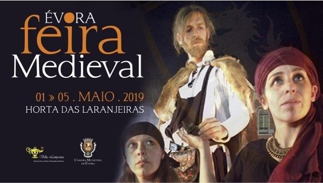 Feira Medieval de Évora