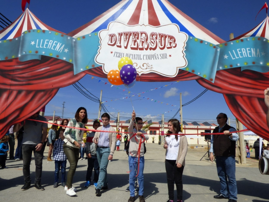 DIVERSUR 2019 | Feria Infantil de la Campiña Sur