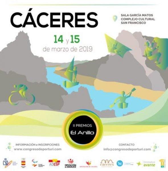 Congreso Deporte y Turismo. Extremadura 2030