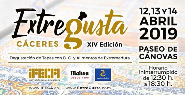 Feria Extregusta 2019