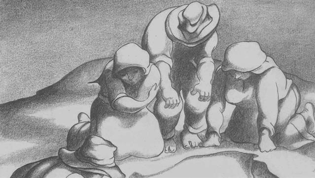 Exposição - Desenhos da Prisão