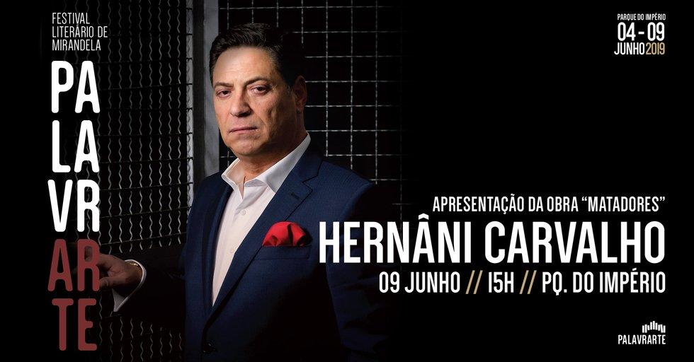 Hernâni Carvalho - PalavrArte