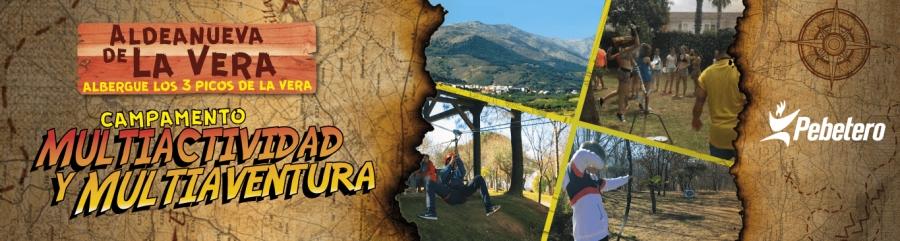 Campamentos Pebetero – Los Tres Picos de la Vera