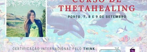 Curso de Thetahealing - Porto