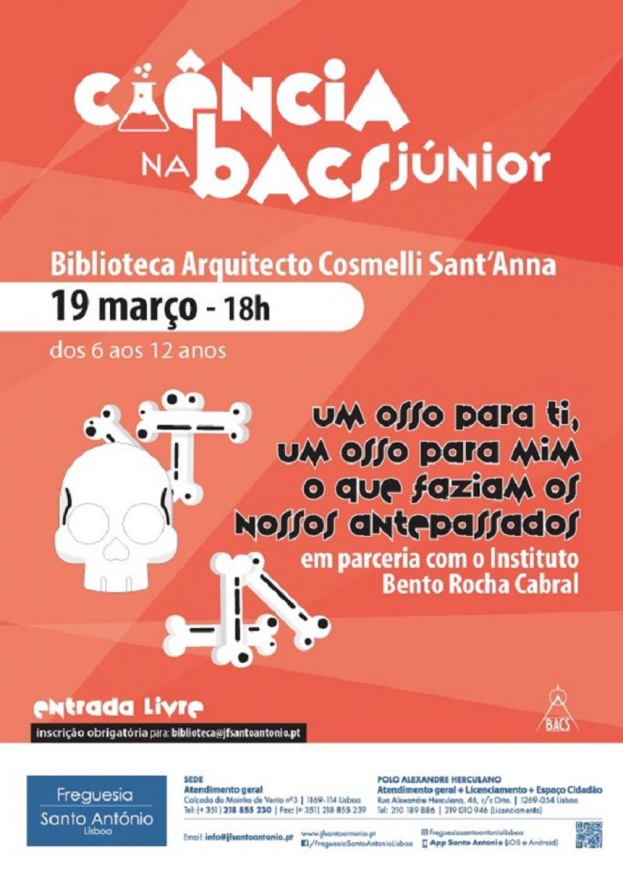 Ciência na BACS Júnior