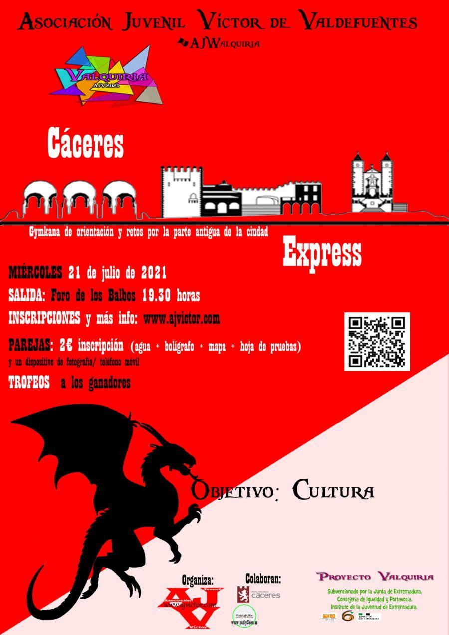 Cáceres Express