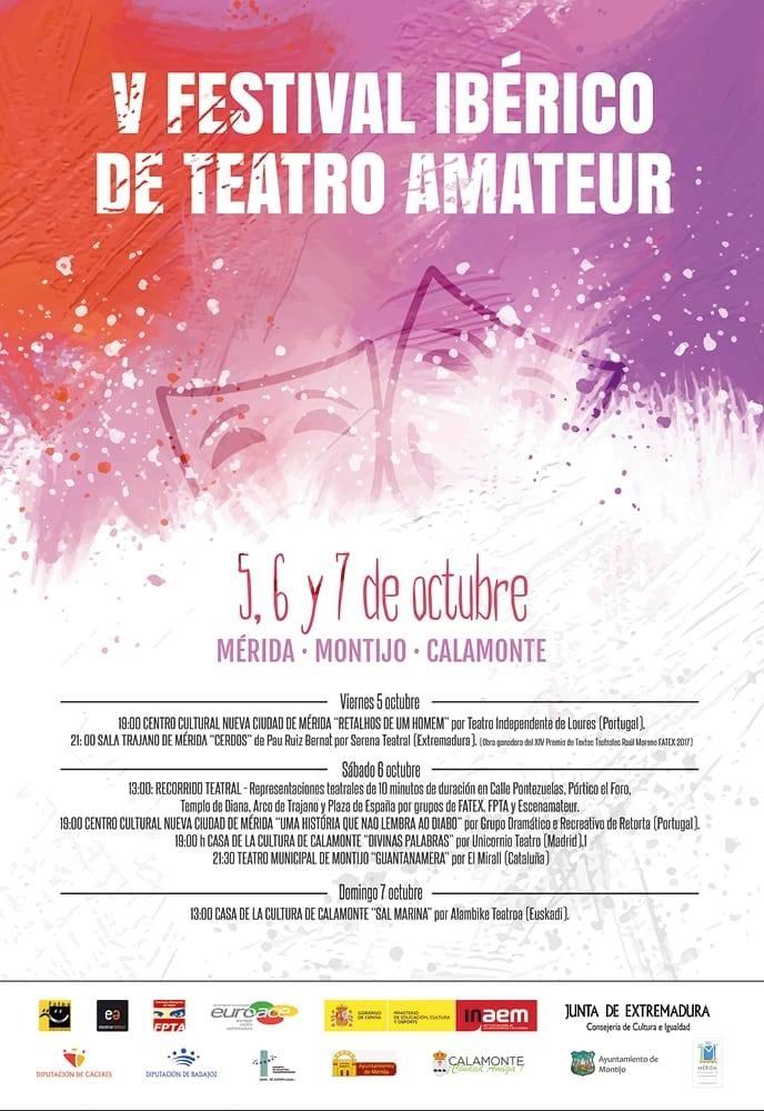 V FESTIVAL IBÉRICO DE TEATRO AMATEUR