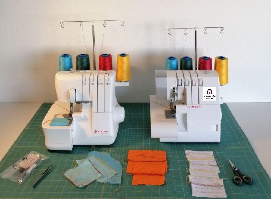 Workshop - Máquina Corte e Cose