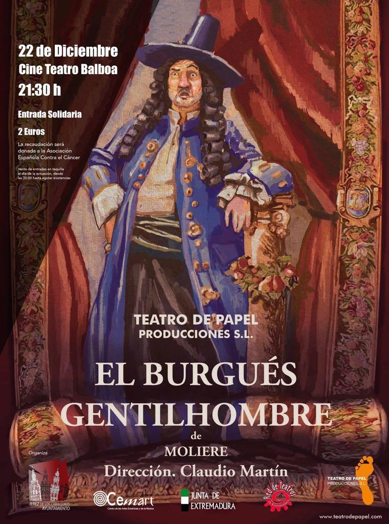 Miles Gloriosus, el soldado fanfarrón // Teatro de Papel Producciones