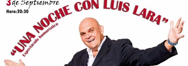 Una noche con Luis Lara