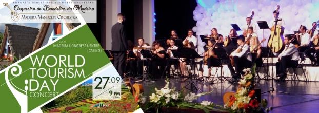 Concerto Dia Mundial do Turismo