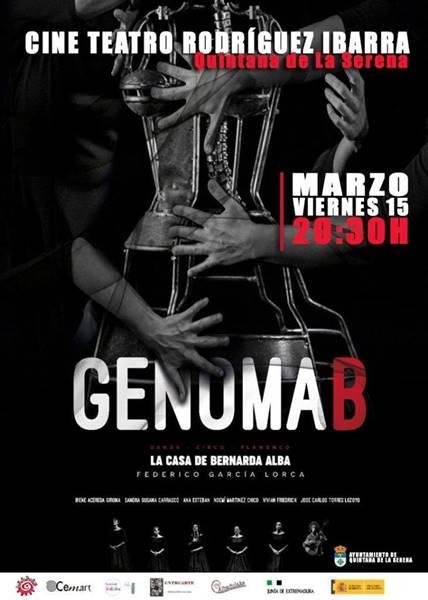 Genoma B: La Casa de Bernarda Alba