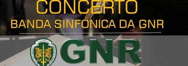 CONCERTO - BANDA SONFÓNICA DA GNR