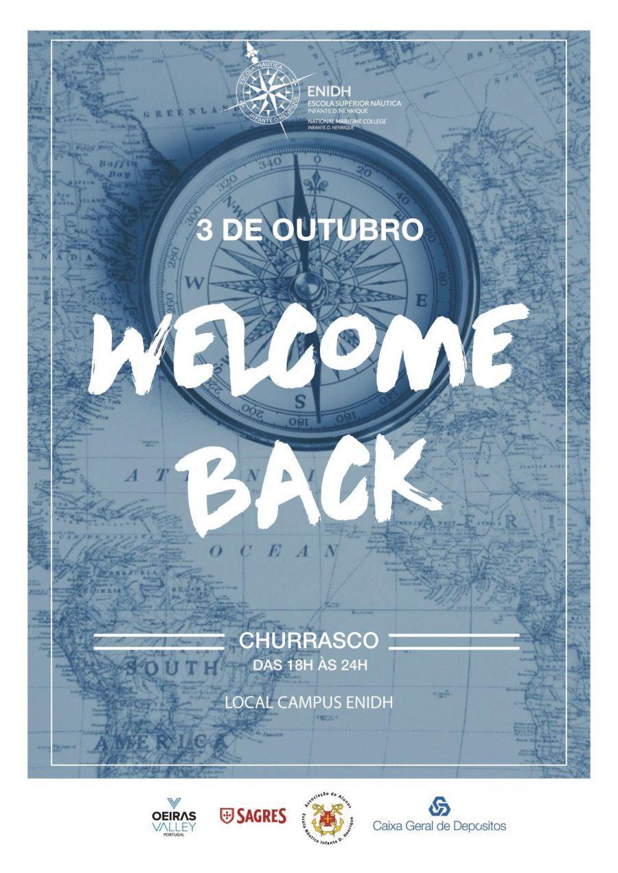Welcome Back - Churrasco de Regresso às Aulas