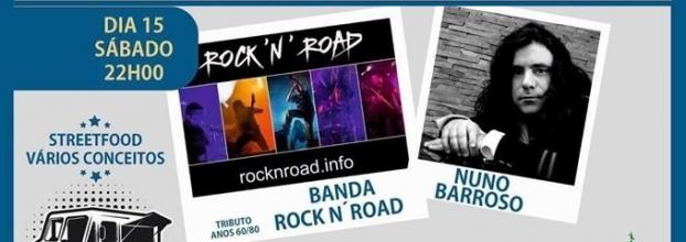 Rock n Road @ Samora Correia Festas da Cidade
