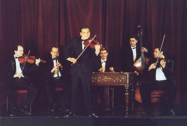 28 Festival De Música BAC Credomatic. Ensamble Rajko, Hungría
