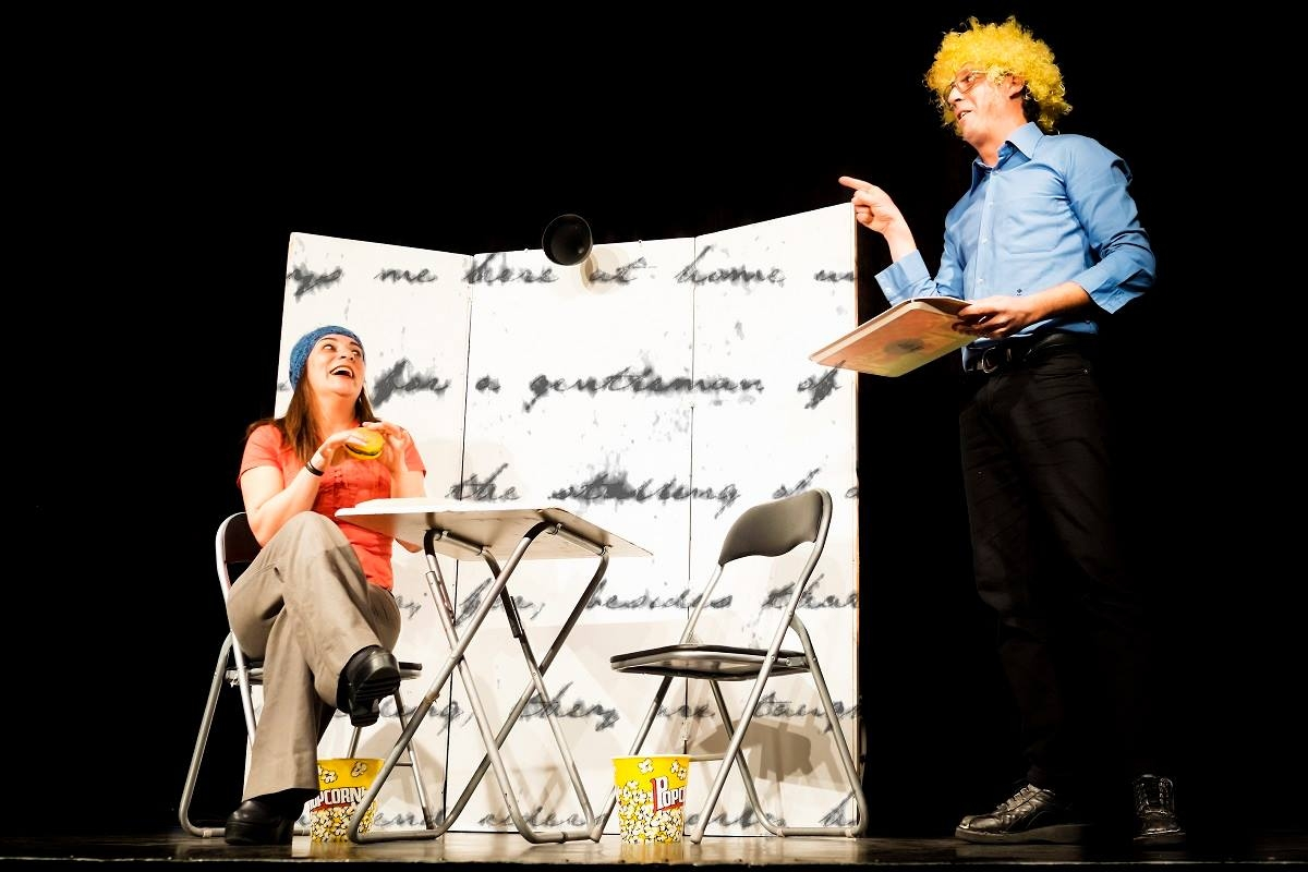 Teatro Ciclo D'Rule | 'Encuentros casuales'