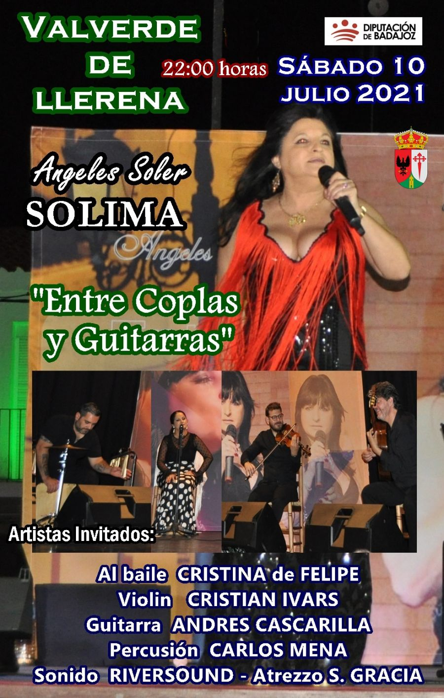 Angeles Soler SOLIMA en VALVERDE de LLERENA