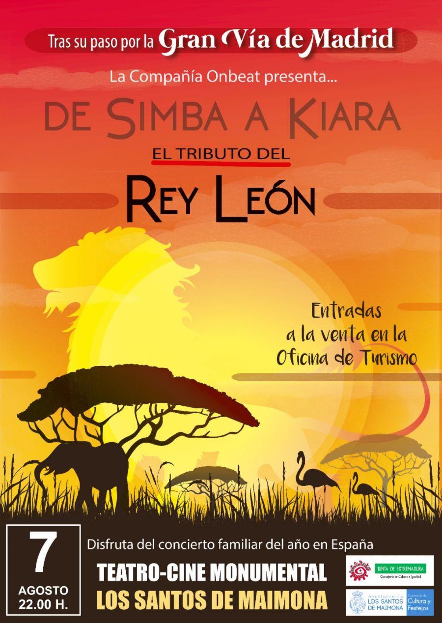 El Tributo de El Rey León
