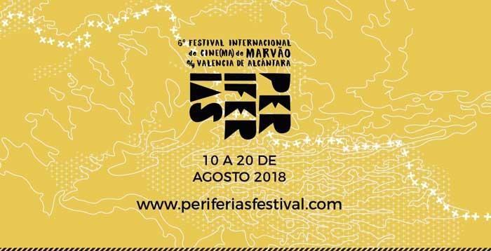 Periferias Festival Internacional de Cinema de Marvão & Valencia de Alcántara 2018
