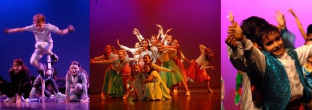 ATL de Verão na EDSAE 'A Magia dos Musicais' e Atelier de Dança