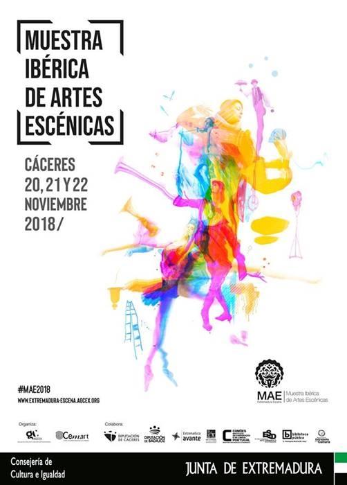 MAE Extremadura Escena. Muestra Ibérica de Artes Escénicas