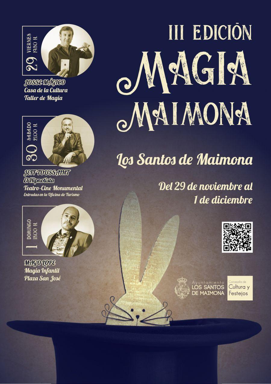 III Festival de Magia Maimona