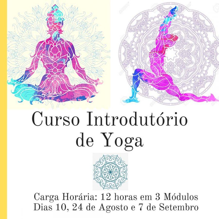 Curso Introdutório de Yoga