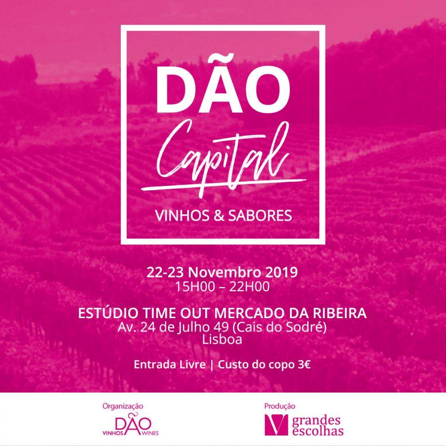 Dão Capital - Vinhos & Sabores 2019