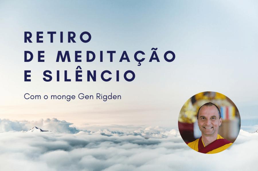 Retiro de Meditação e Silêncio