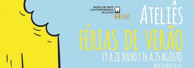 Museu de Arte Contemporânea de Elvas dinamiza férias das crianças