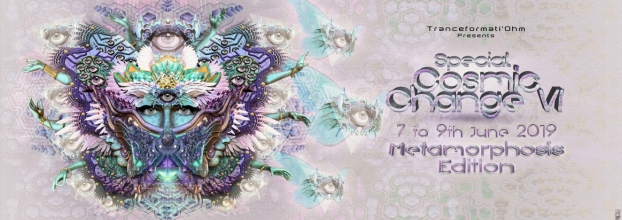 Special Cosmic Change VI - Metamorphosis Festival Edition