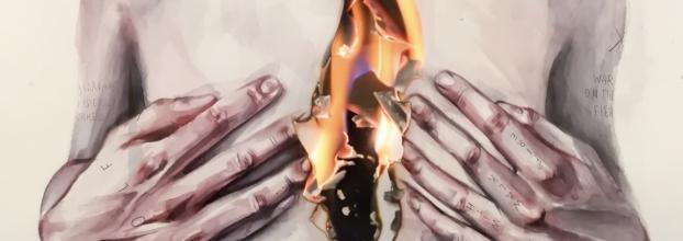 It´s a pleasure to burn - Exposição de Tamara Alves