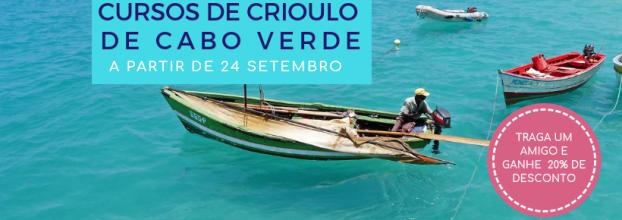 Cursos de Crioulo de Cabo Verde